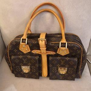 Louis Vuitton Manhatten GM Bag